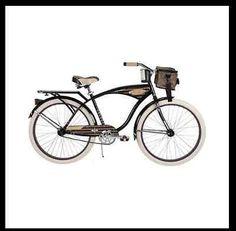 Beach Cruiser Bike Mens 3 Speed Lightweight Bicycle 26quot Steel Frame  Sa