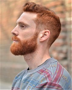 Hipster Haircut For Men Hot Ginger Men, Ginger Beard, Ginger Hair, Ginger Guys, Red Hair Men, Red Hair Don't Care, Combover Hairstyles, Hairstyle Men, Mullet Hairstyle