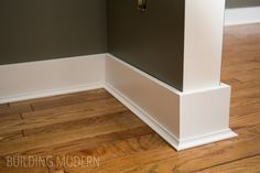 Installing Baseboards Cove Moulding And Caulking