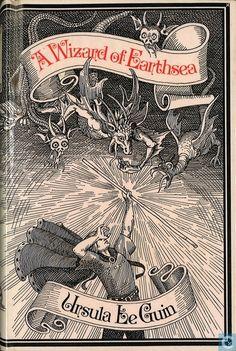 Ursula K. Le Guin: A Wizard of Earthsea
