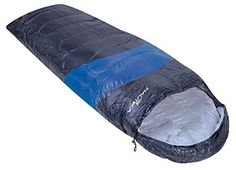 NTK Viper 3 Season Sleeping Bag Black/Navy >>> Details can be found by clicking on the affiliate link Amazon.com.