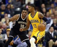 Paul George fined after cursing out refs on TV