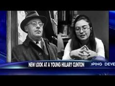 Hillary Clinton connection to Saul Alinsky (who dedicated his book to Lucifer)
