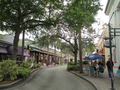 Eclectic downtown placemaking at its best