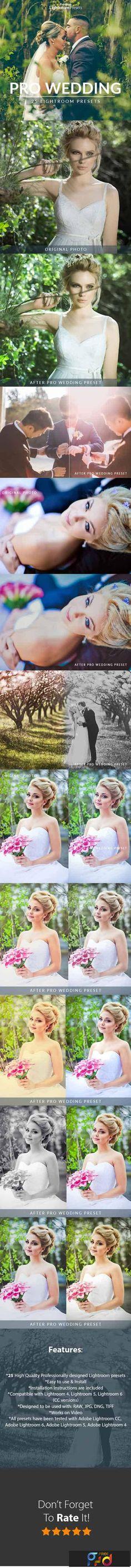 1705091 25 Pro Wedding Lightroom Presets 20423858