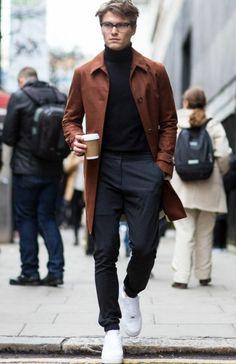 la mode homme, les tendances pour 2016 chez le manteau homme celio Manteau  Long Homme 81f02e4e614