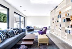 Minimalistic Like a Sketch House that is Cheerful, Welcoming and Trendy stylish trendy family house 8