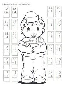2 Digit Addition without Regrouping Worksheets Basic Math Worksheets, Math Coloring Worksheets, First Grade Worksheets, Kindergarten Math Worksheets, 1st Grade Math, Math For Kids, Fun Math, Division Math Games, Kids English