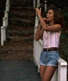 Style Icons #8  Jennifer Grey in 'Dirty Dancing'.