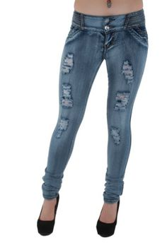 "Search Results for ""skinny jeans"" Ripped Skinny Jeans, Skinny Legs, Bleached Denim, Denim Jeans, Shorts, Pants, Design, Women, Fashion"