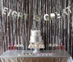 Hostess with the Mostess® - Cakewalk Baking - Eight is Great - modern disco party