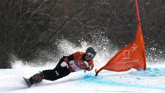 Flawless Galmarini clinches men's parallel giant slalom gold Buy Posters, Pyeongchang, Snowboard, Olympics, Celebs, Mousepad, Outdoor Decor, Gold, Men