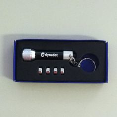 Dynadot flashlights from Gimmees