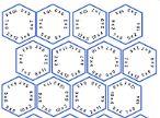Hex it Out- Reciprocal Multiplications. Multiplication, Mathematics, Puzzle, Decor, Math, Puzzles, Decoration, Decorating, Puzzle Games