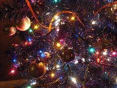Celebrate Christmas 365 Days Of The Year!: Christmas Tree Ornaments