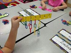 Using manipulatives to practice number correspondence. #counting #numbercorrespondance #manipulatives