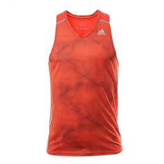 La camisa Camisa Adizero SGL es ideal para corredores que buscan dar mas de ellos mismos, sin preocuparse por la humedad en su cuerpo. #adidas #Running