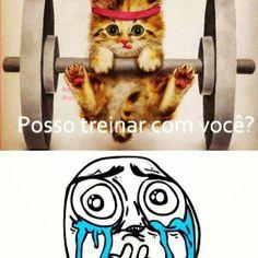 <p></p><p>Posso treinar com você?</p>