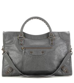 a6d56e5e7d9e Balenciaga - Classic City leather tote - Keep your look timeless and opt  for the iconic