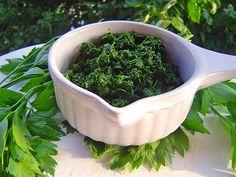 Liebstöckl (Maggikraut) - Paste 1