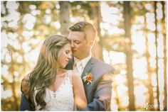 Wedding: Matt & Alex // Weatherwood LLC, Columbia Falls, Montana » Analisa Joy Photography » Rustic Wedding Montana » Barn Wedding Montana // Bride & Groom