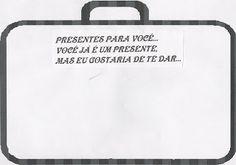 Livro mala para o papai - lembrança - ESPAÇO EDUCAR