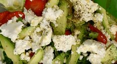 Cobb Salad, Feta, Salads, Cheese, Magazine, Magazines, Salad, Chopped Salads, Warehouse