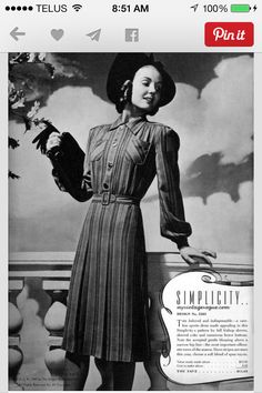 1940 outfit