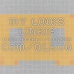 My Links - Linkis.com http://linkis.com/qlkuq
