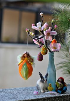 spring natural table...... by daria.lvovsky, via Flickr