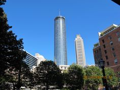 Westin - Tallest Hotel in the Southeast