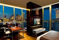 The Fullerton Bay Hotel in Singapore