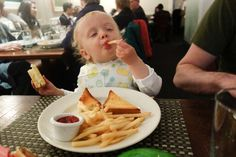 Guide to Midtown with a baby - Sarabeth's UWS via brunchwithmybaby.com