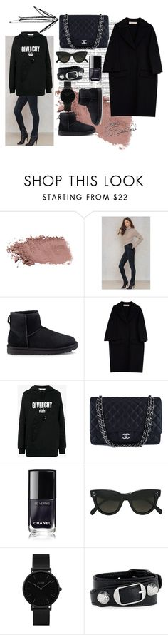 """""""Untitled #20"""" by kajsasjostrom on Polyvore featuring Ultimate, Twist & Tango, UGG, Marni, Givenchy, Chanel, Barneys New York, CÉLINE, CLUSE and Balenciaga"""