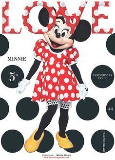 Yon gonzlez y amaia salamanca en la fiesta por el quinto oh mundo cruel minnie mouse para el quinto aniversario de la revista love fandeluxe Epub