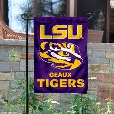 LSU-Garden-Flag-and-Yard-Banner-NCAA-SEC-13-x18-Purple-Gold-Regular-Season