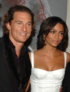 Alves McConaughey  nackt Camila Javicia Leslie