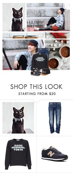 """""""Happy Birthday :)"""" by raphaellakay ❤ liked on Polyvore featuring G-Star Raw, Étoile Isabel Marant, New Balance, DC Shoes and Chrome Hearts"""