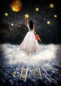 reaching for the stars #dreamwalker