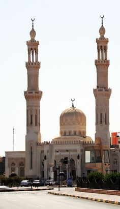 Hurghada Mosque, Egypt