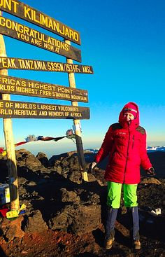 Kilimanjaro | JoyceSesilie