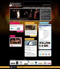 Site Teatro do Incêndio