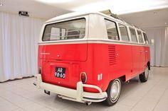 Volkswagen - T1 Samba De Luxe - 1965