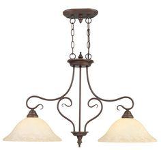 Livex Lighting Coronado Imperial Bronze Island 6132-58
