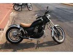 Motos 125 Customizadas