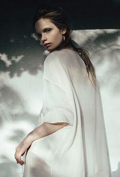 Ekaterina Grigorieva for DEW Magazine August 2014