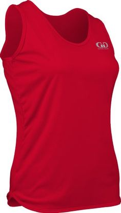 Women's Cut Light Weight Track Singlet-Moisture and Odor Control (XXX-Large, Red) Athletic Women, Athletic Tank Tops, Gym Clothes Women, Tee Shirts, Tees, Workout Gear, Fabric Softener, Womens Fashion, Fitness Gear