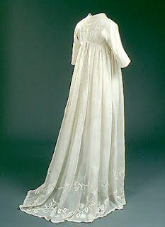 History in my Wardrobe: My Tidens Tøj Regency Gown (updated)