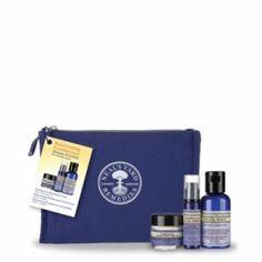 Rejuvenating Frankincense Skincare Essentials Kit - Neal's Yard organic face care...