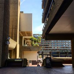 Oh hey there, sunshine - it's been a while. British Architecture, Barbican, Brutalist, Ww2, Sunshine, Memories, London, Instagram, Memoirs